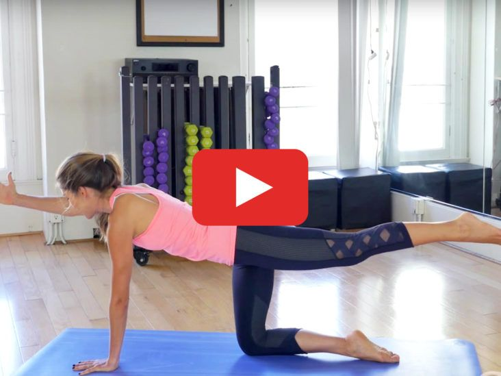 The 30-Minute Pilates Workout to Strengthen Your Core