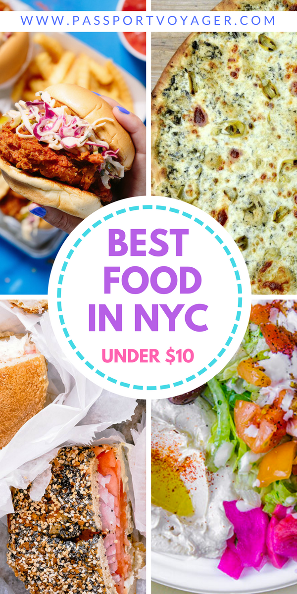 Is It Possible To Eat Well In Nyc On A Budget Yes This Insider Guide 20 Of The Best Places New York City For 10 Or Less