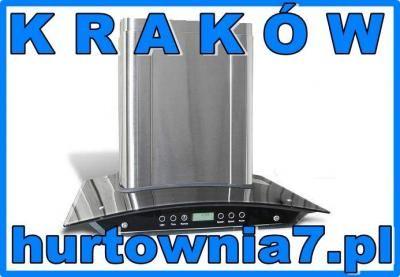 Okap Kuchenny Pochlaniacz Kominowy 60cm Z Pilotem 6459572845 Oficjalne Archiwum Allegro Krakow