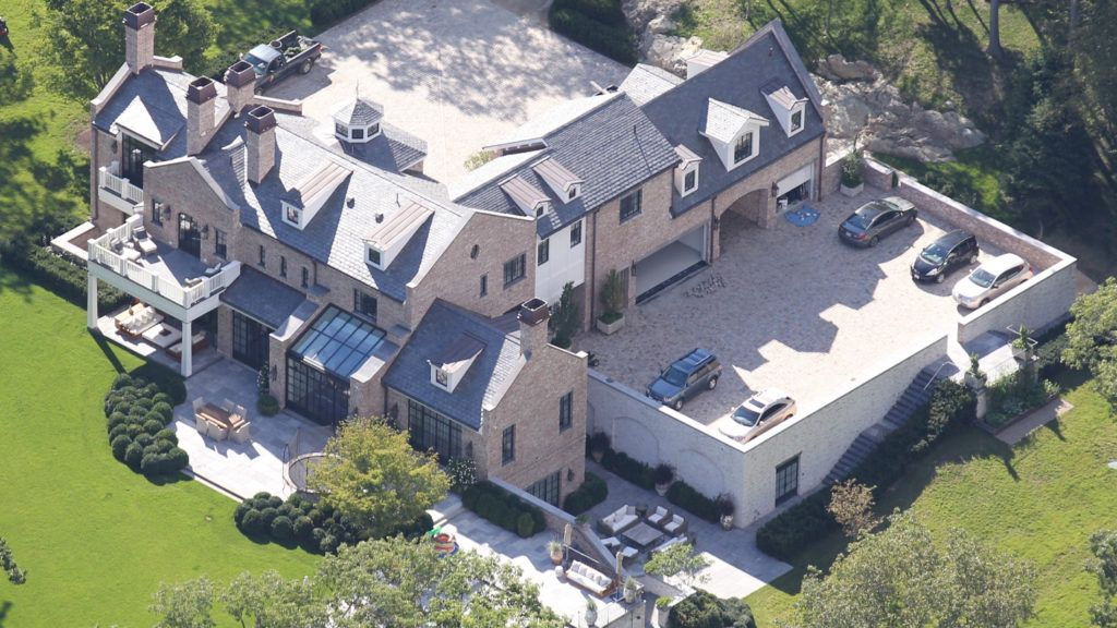 See Never Before Seen Spaces In Tom Brady S Brookline Home