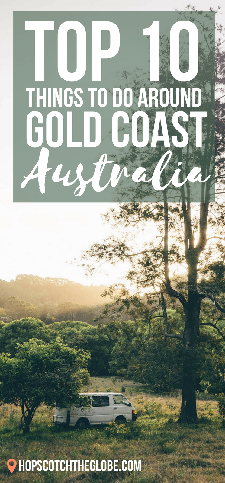 Top 10 Things to Do In and Around Gold Coast, Australia