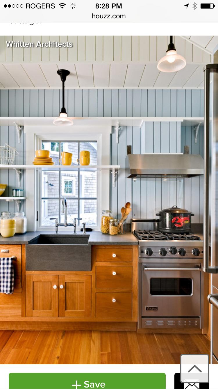 Pin de Cheryl Holsonbake en Tiny Kitchens | Pinterest