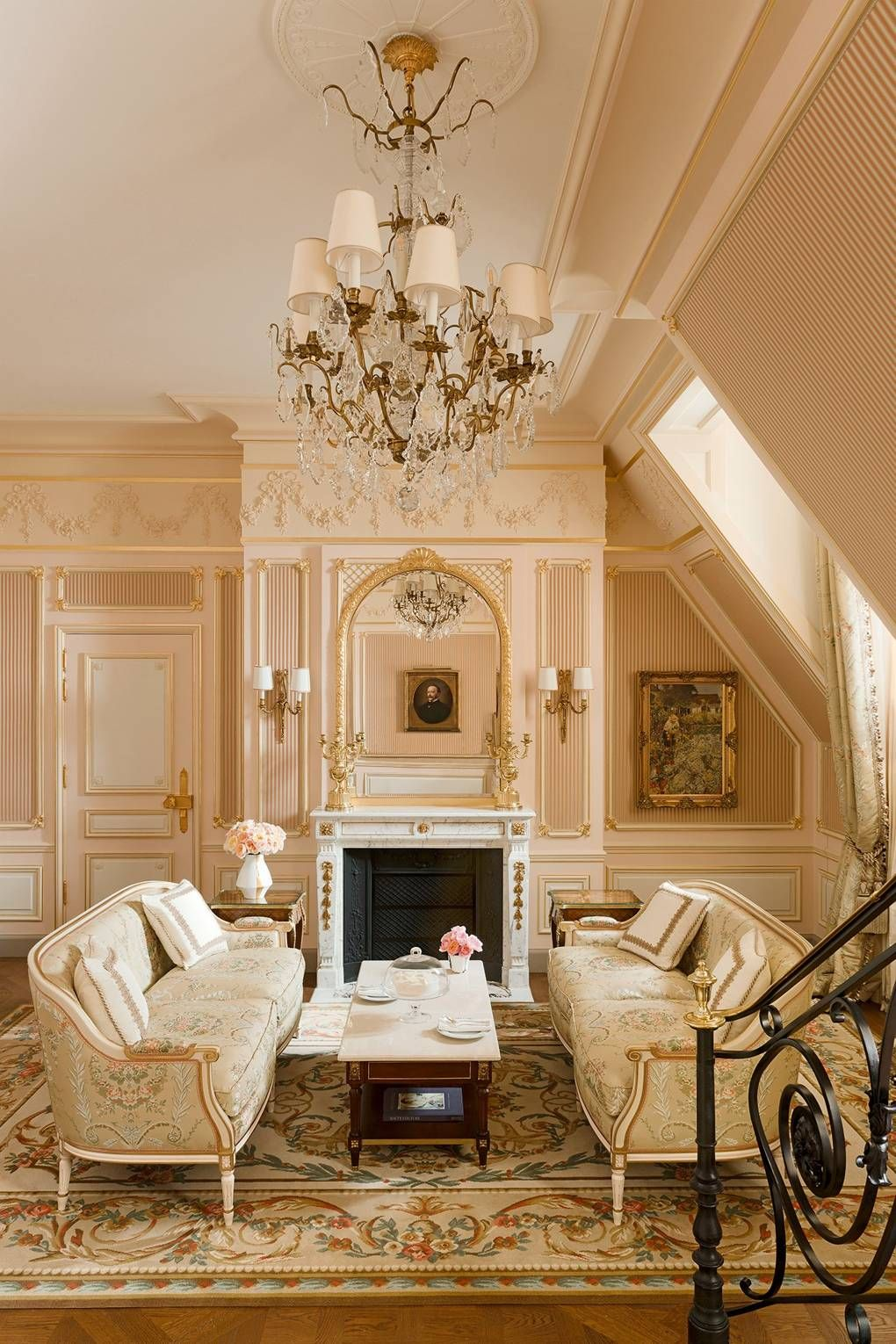 Inside the recently revamped ritz paris luxurious opulence