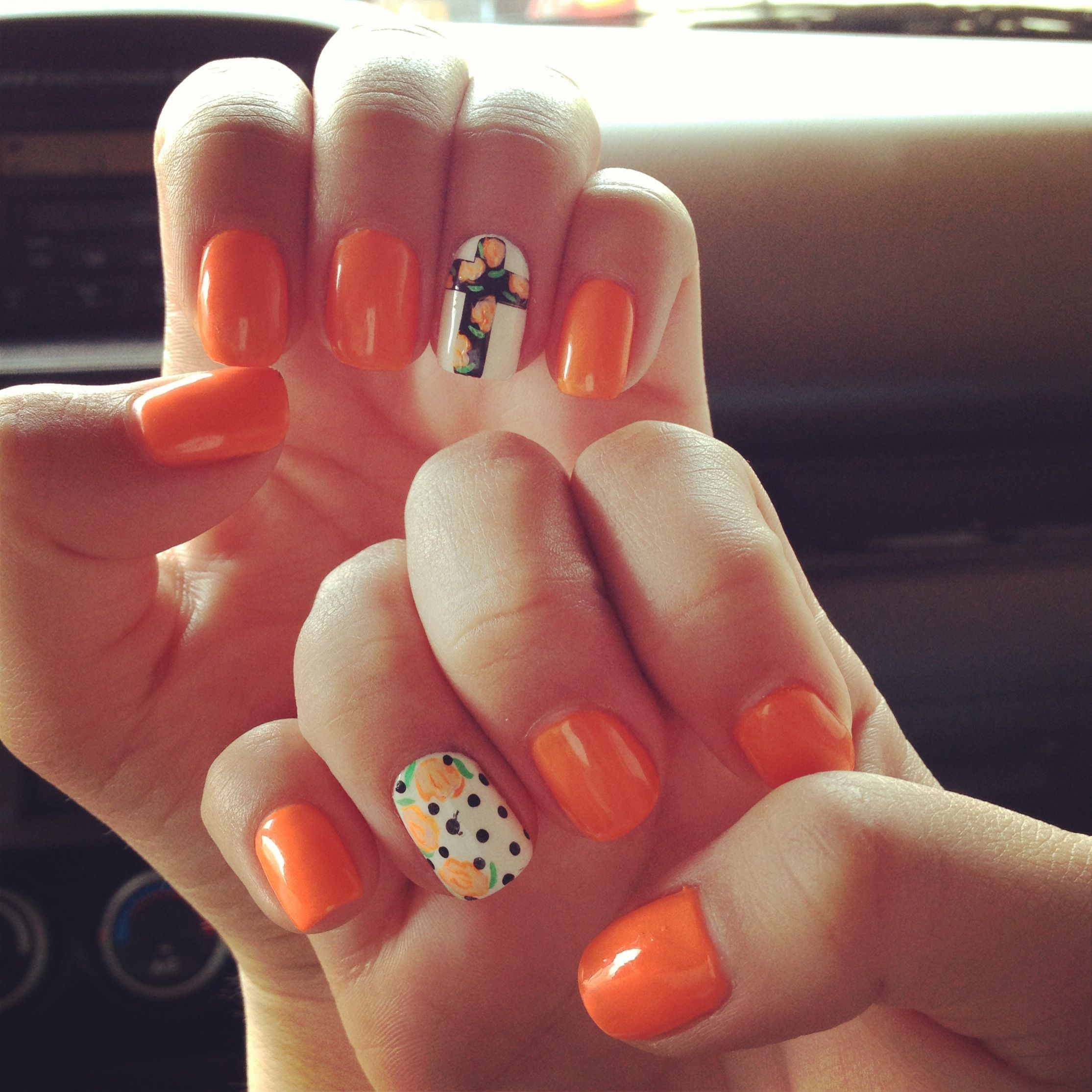 Cross and rosses   My nails designs   Pinterest