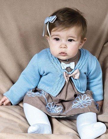 Vestido BABINE Bb  Talla 18 y 24 meses  Precio. 37.90€ www.modainfantilpequeplace.es