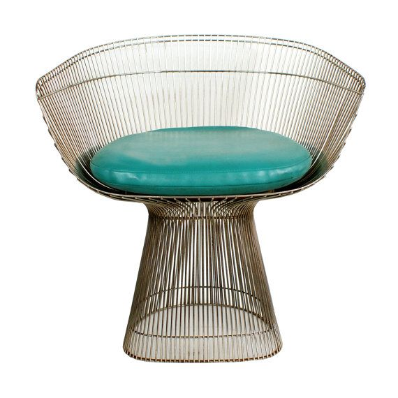 Original Warren Platner Chair for Knoll Mid by TheModernHistoric, $1199.00