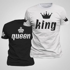 King and queen shirts, King queen shirts, king queen couples matching shirts, couple matching tees, couples shirts, shirts for couples