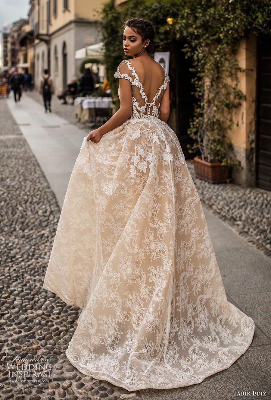Tarik Ediz 2019 Wedding Dresses White Bridal Collection Wedding Inspirasi White Bridal Wedding Dresses Fancy Dresses