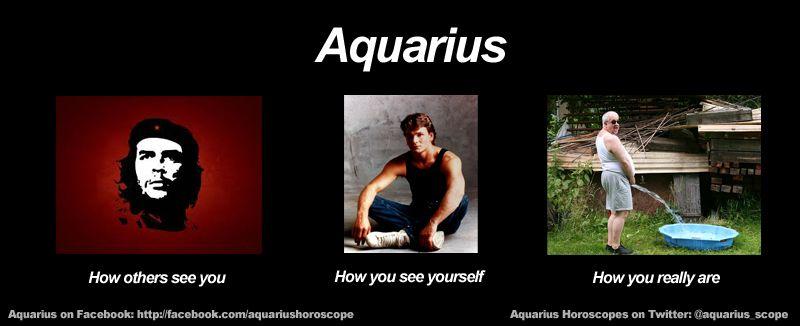 Horoscope Memes Quotes Aquarius Truths Aquarius Facts Zodiac Signs Aquarius