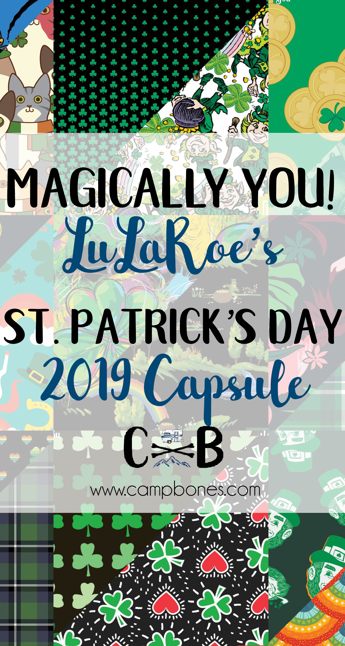 7f12d82fa9b64f I'm so excited to announce LuLaRoe's first St. Patrick's Day Collection, Magically  You! This collection includes some amazing St. Patrick's Day Leggings ...