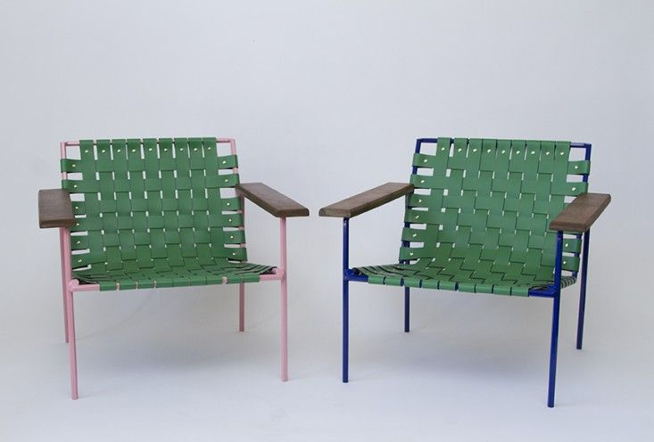 Eric Trine Rod and Weave Chairs Remodelista | 2- ChairS MinimaL ...