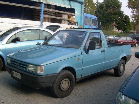 Fiat Fiorino Pick Up Nao Me Importo Produtividade