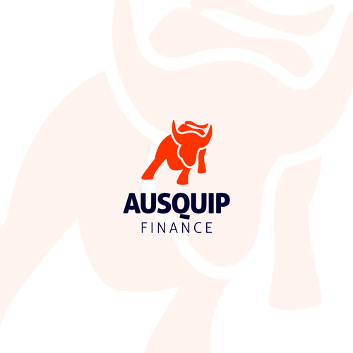 Ausquip Finance Professional Funky Sophisticated Logo Needed