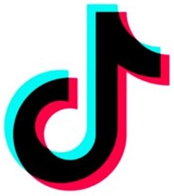 The New Tiktok Logo Png 2021 In 2021 Tik Tok Snapchat Logo Logo Design Creative