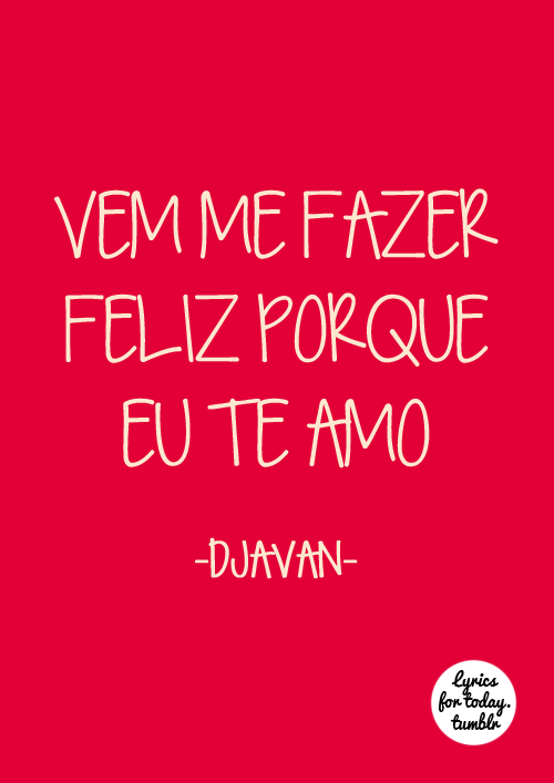 Você Deságua Em Mim E Eu Oceano Letras Brasil Frases Love
