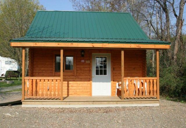 Small Log Cabin Kits | Easy To Assemble Log Kit | Conestoga Log