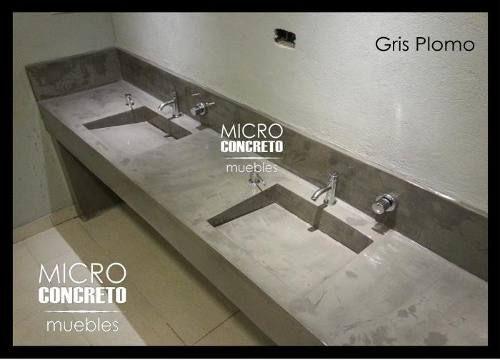bachas de cemento - Buscar con Google | Decoración del hogar ...