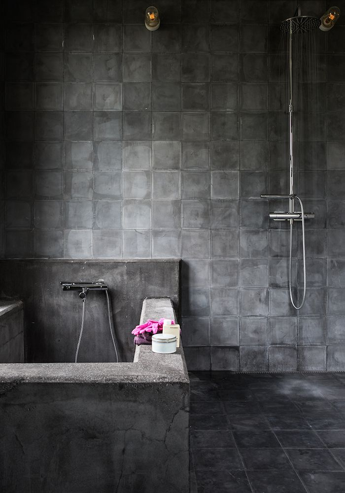 Industrial Style Bathroom Photo Johan Sellen1 (700×