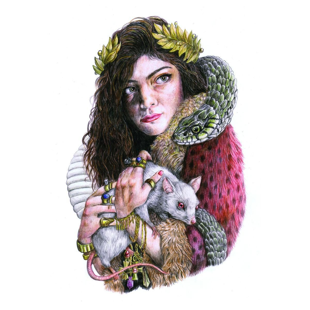 Single cover art lorde tennis court 072013 music is in the single cover art lorde tennis court 072013 hexwebz Choice Image