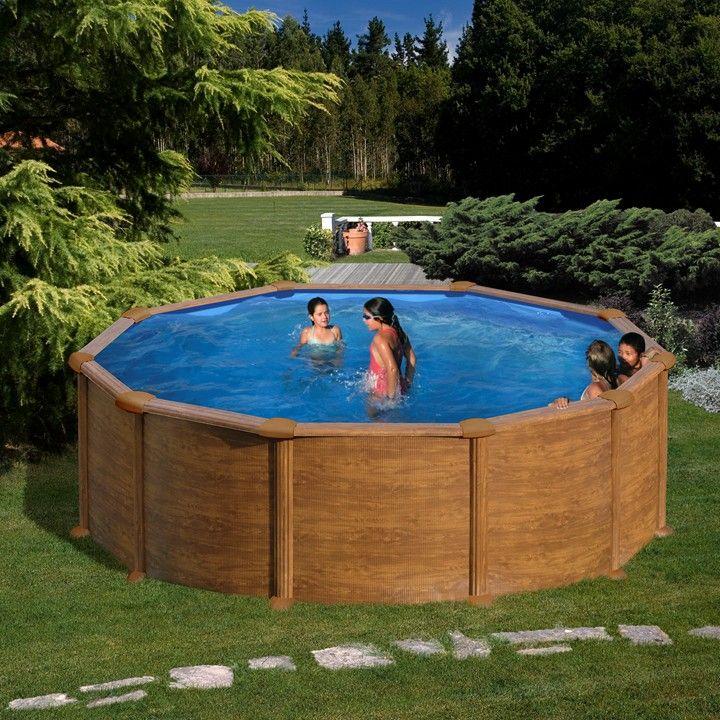 1000+ ideas about stahlwandpool rund on pinterest | swimmingpool, Hause und Garten