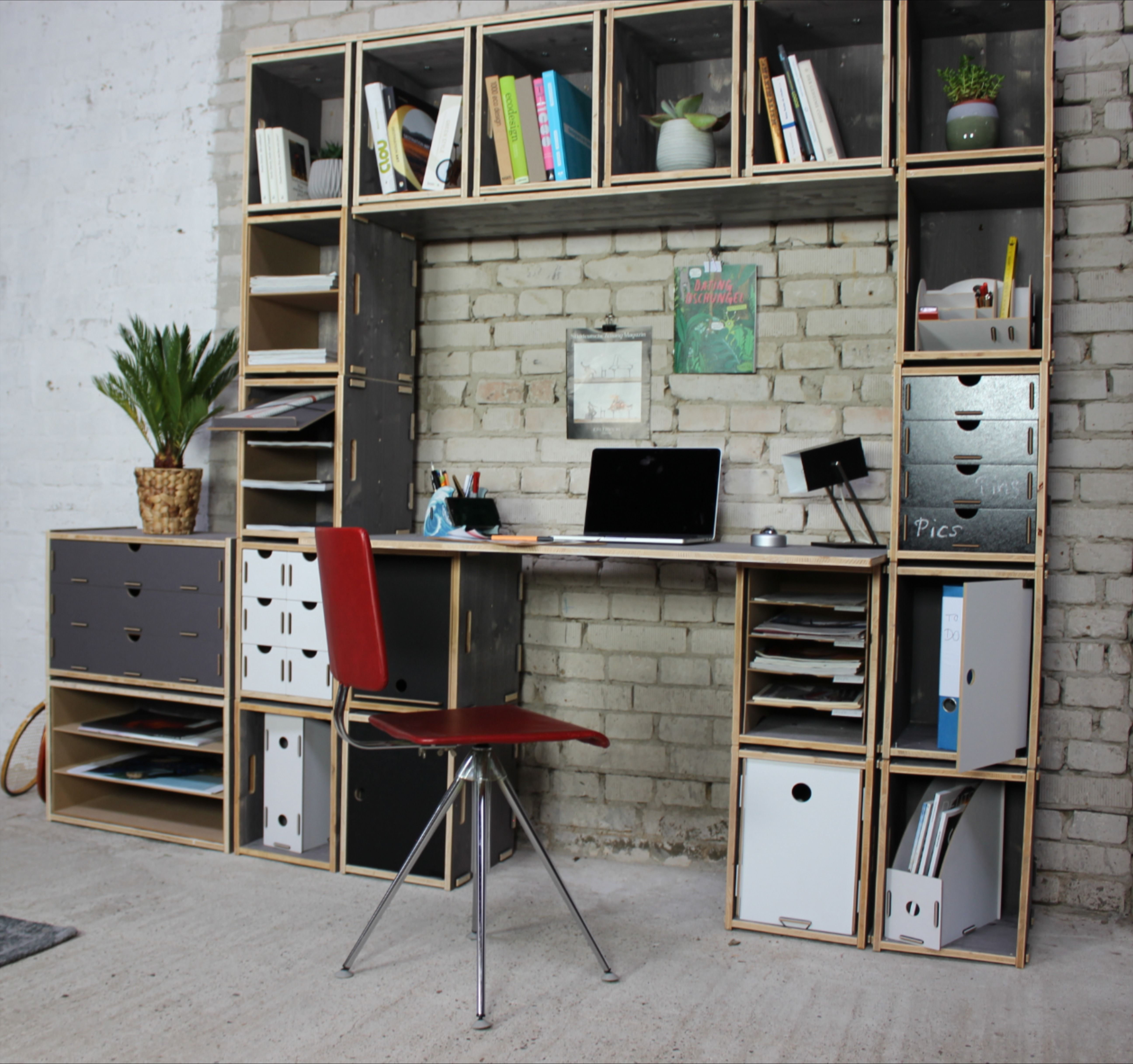 Schreibtisch Regal Oder Bastelecke Online Bestellen Bei