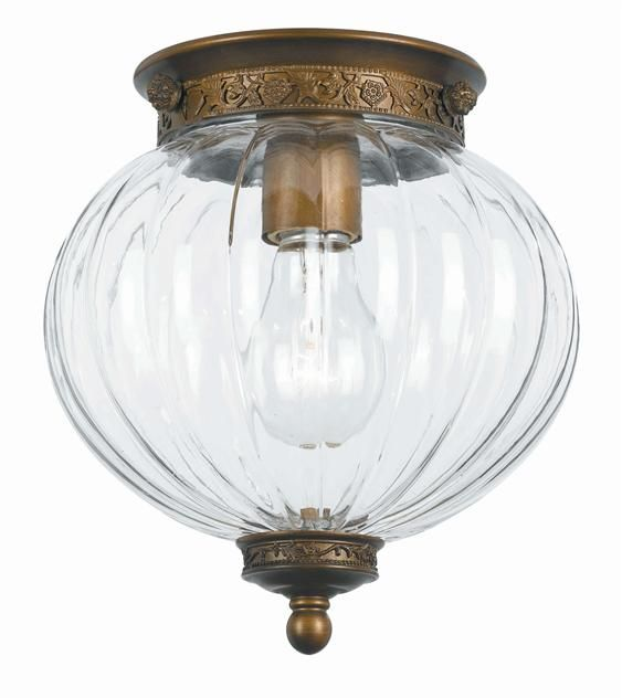 Crystorama crystorama camden 1 light brass flush mount buy the crystorama lighting group antique brass direct shop for the crystorama lighting group antique brass camden 1 light flush mount ceiling fixture with mozeypictures Images