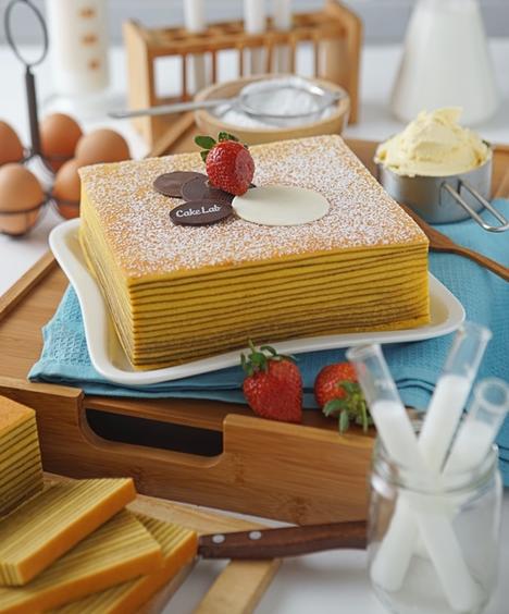 Pin Oleh Wastina Xie Di Yummy Makanan Penutup Kue Lapis Ide Makanan