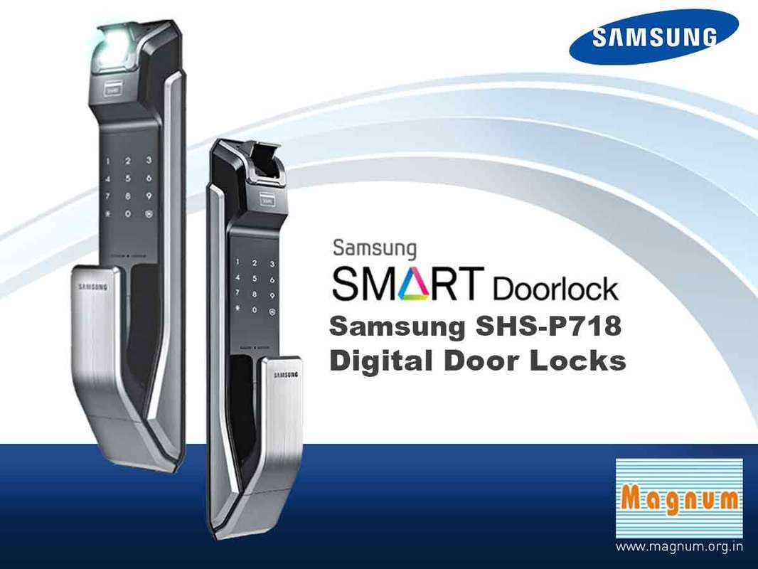 Most Automatic Door Lock accompany at least one methods ...
