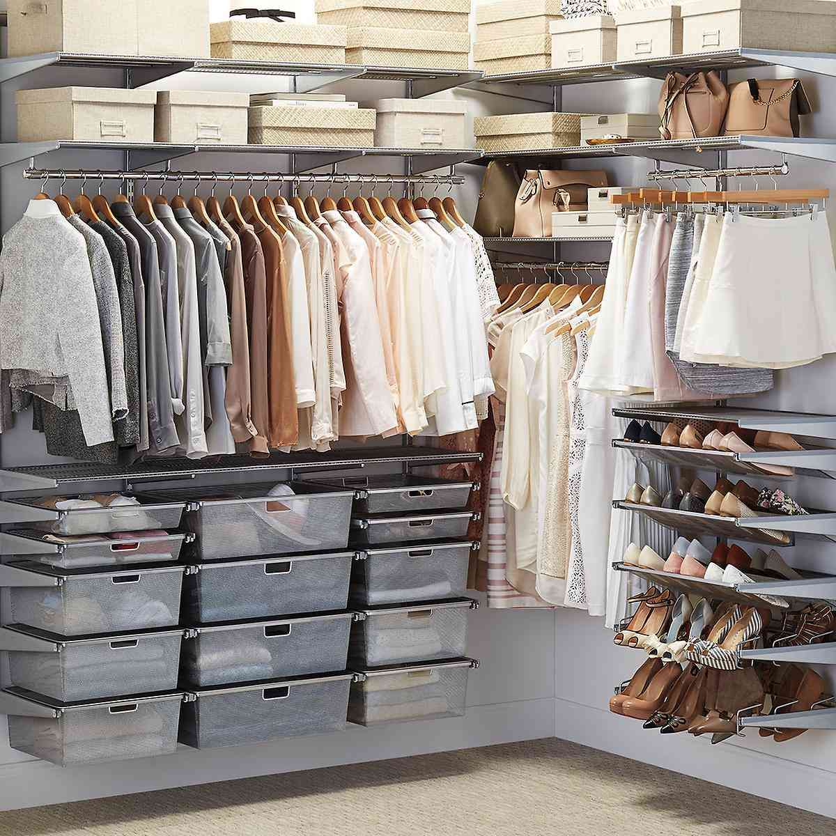 The 9 Best Closet Systems Of 2020 In 2020 Best Closet Systems