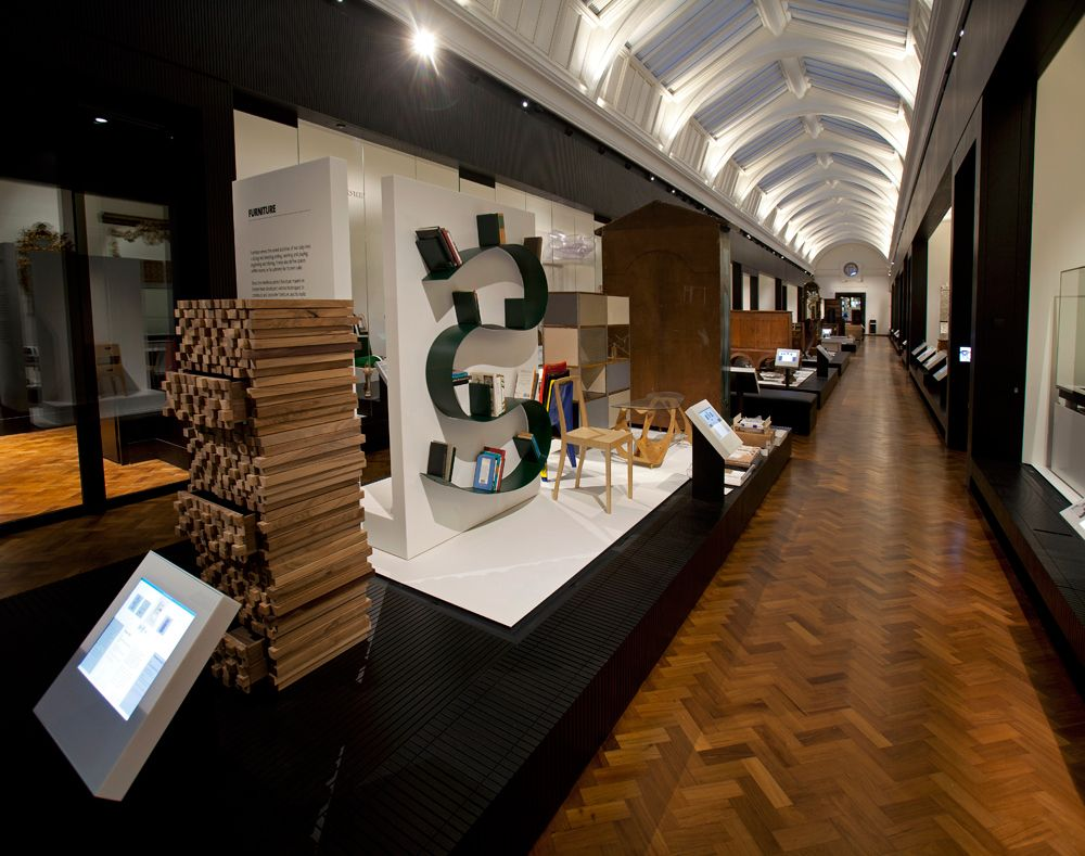 FuturePlan  New Furniture Gallery   Victoria and Albert Museum. FuturePlan  New Furniture Gallery   Victoria and Albert Museum