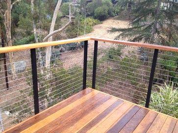 Diy Cable Railing Kits Deck Railings Timber Deck Cable Railing