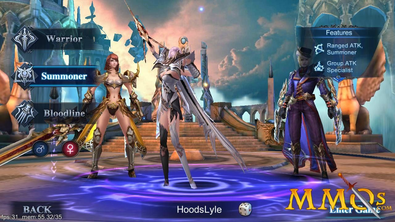 Goddess primal chaos mod apk unlimited magic gems and