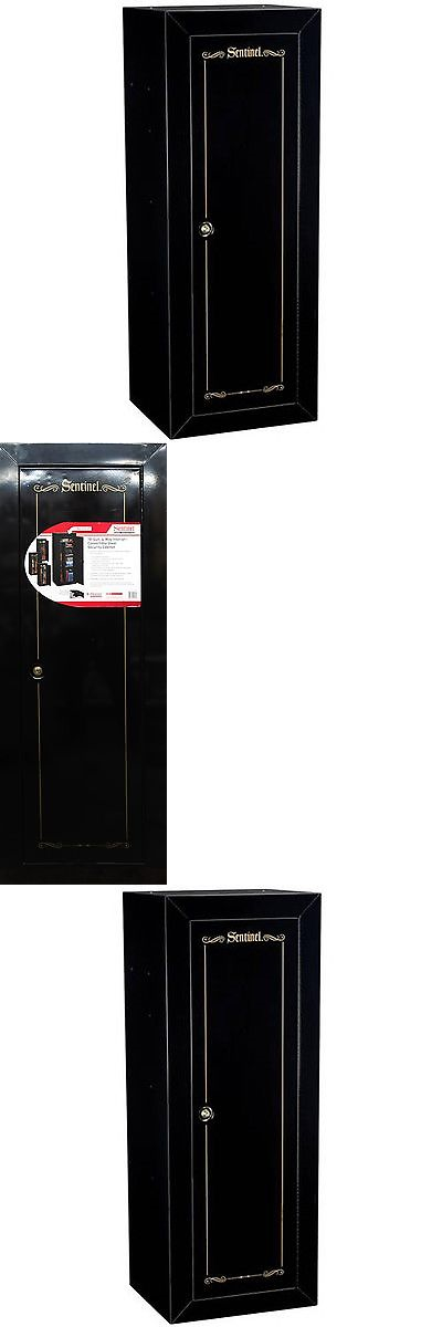 Cabinets and Safes 177877: 18-Gun Fully Convertible Steel Security ...