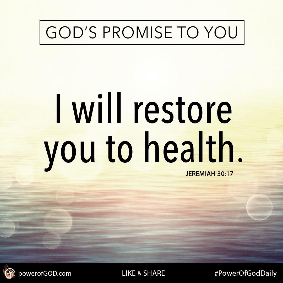 Bible Verses About Miraculous Healing