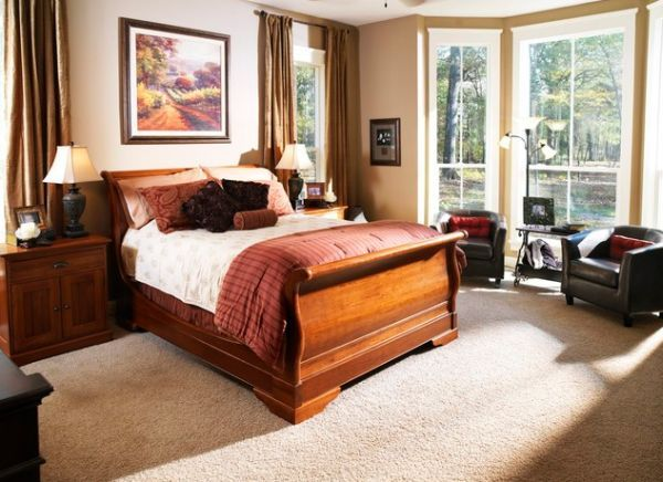 50 Sleigh Bed Inspirations For A Cozy Modern Bedroom Amazing
