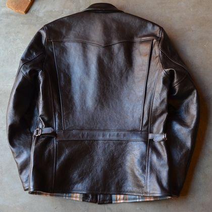 Rainbow Country Shinki leather