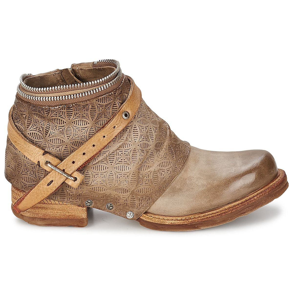From The New Collection By Airstep Rubbersole Shoes Boots