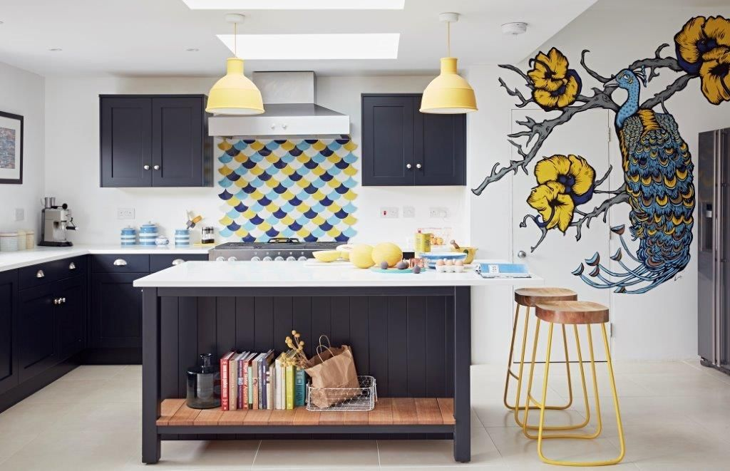 Contemporary Shaker kitchen from John Lewis of