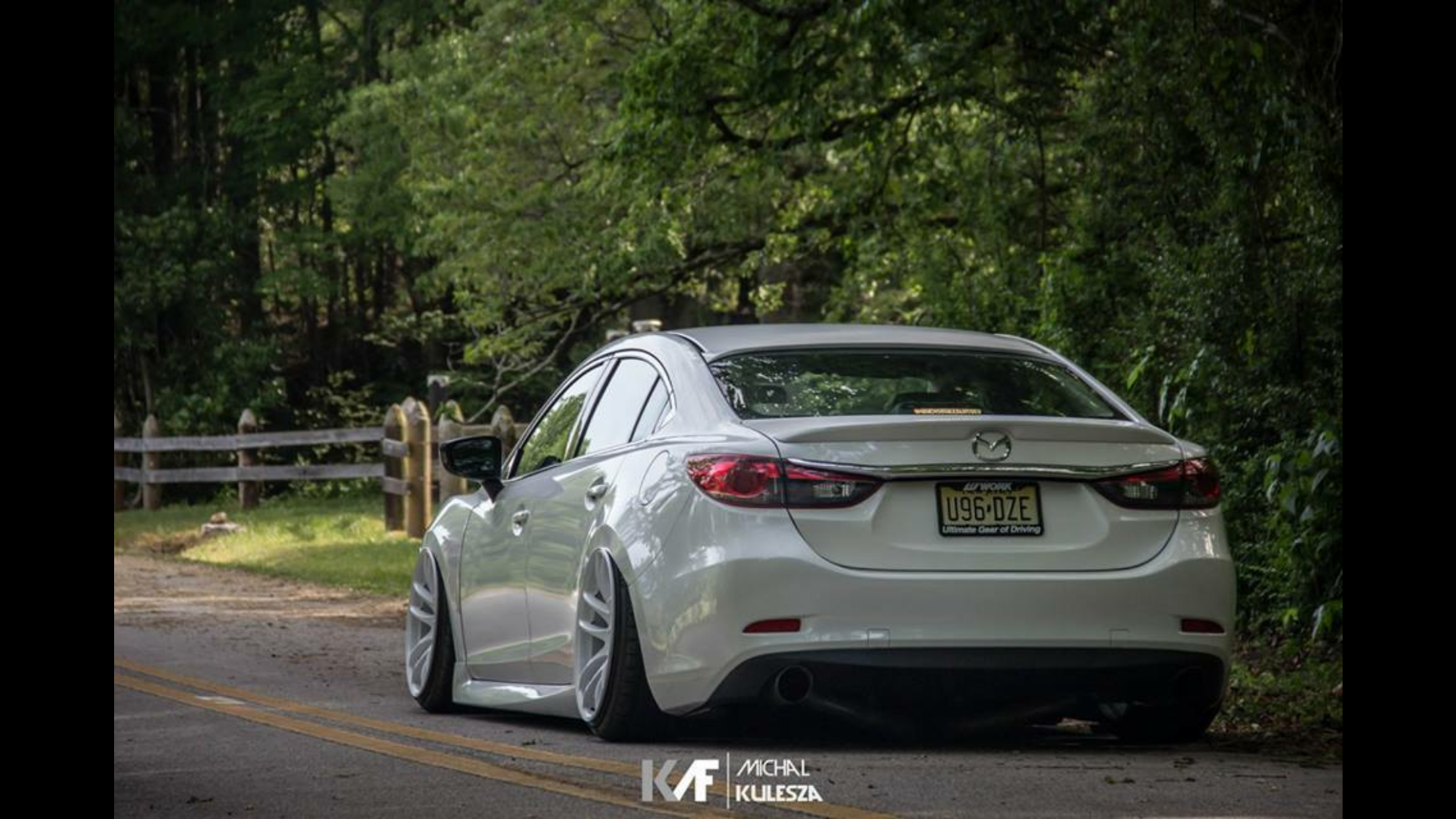 Mazda 6 Stance