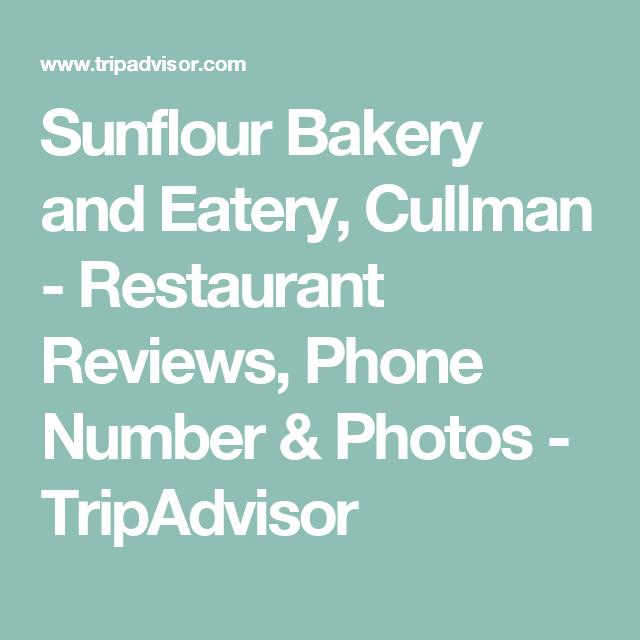 Sunflour Bakery And Eatery Cullman Restaurant Reviews