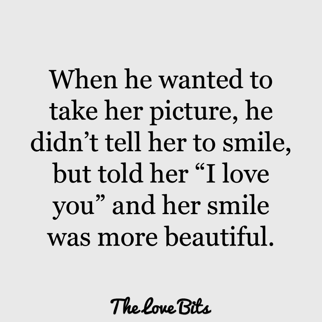 50 Cute Love Quotes That Will Make You Smile Thelovebits Cute Love Quotes Smile Quotes Make Her Smile Quotes