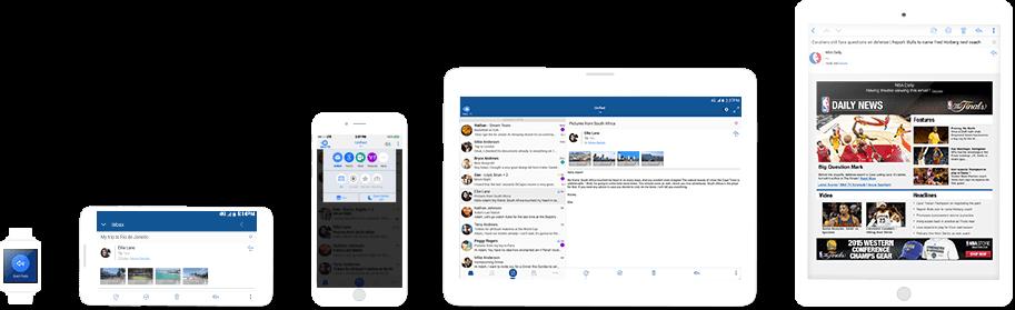 BlueMail Blue Mail App Best email, Linux, App