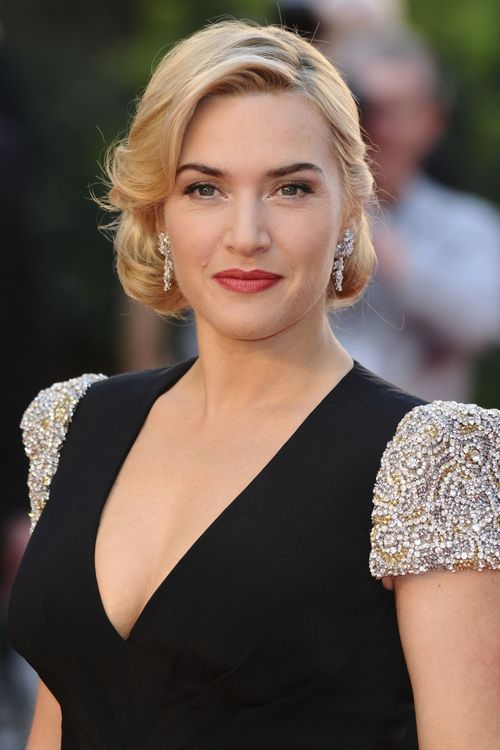 Top 55 Flattering Hairstyles For Round Faces Updo Hair