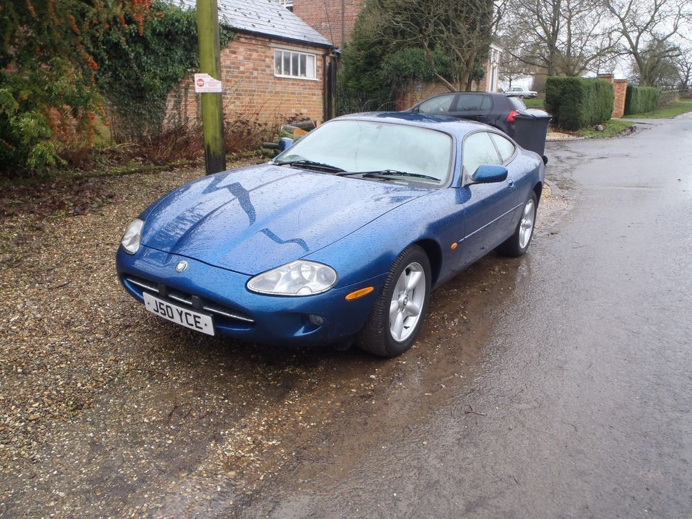 Ebay  Jaguar Xk Rare K From New Original Bill Sale Fsh
