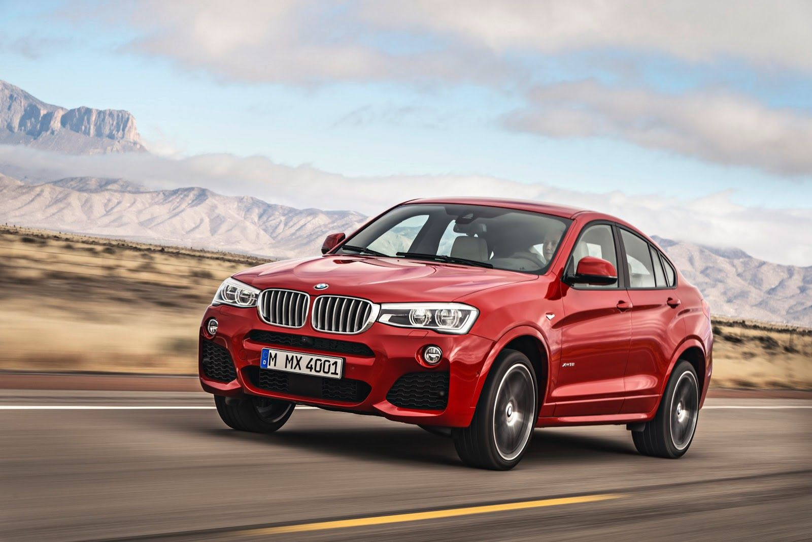 The new bmw sports activity coup sac aimed at the premium mid size market