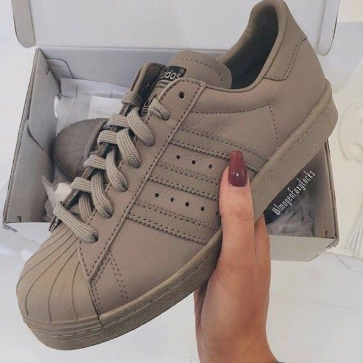 We all need these nude addidas | Fashion