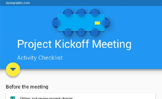 How to Plan a Project Kickoff Meeting An Easy Checklist Kickoff