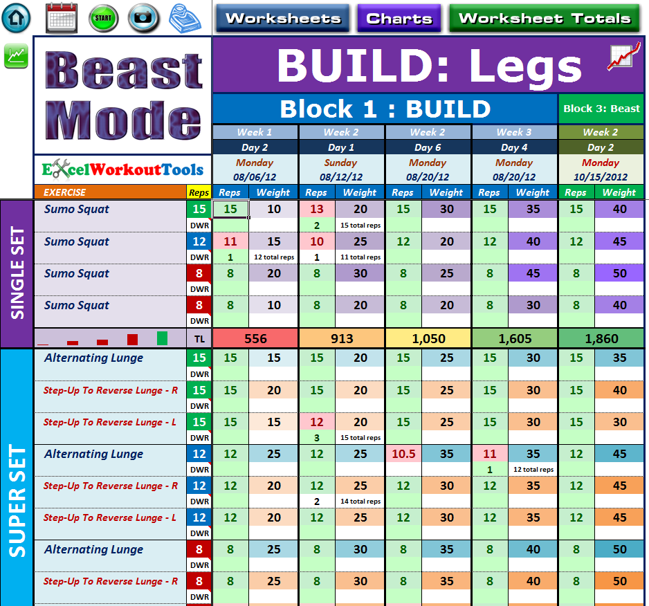 body beast worksheets Yahoo Image Search Results Body