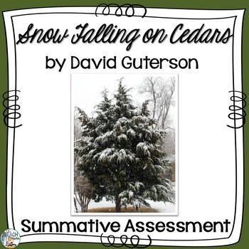 Pin On Ap English Argumentative Essay Snow Falling Cedars Cedar