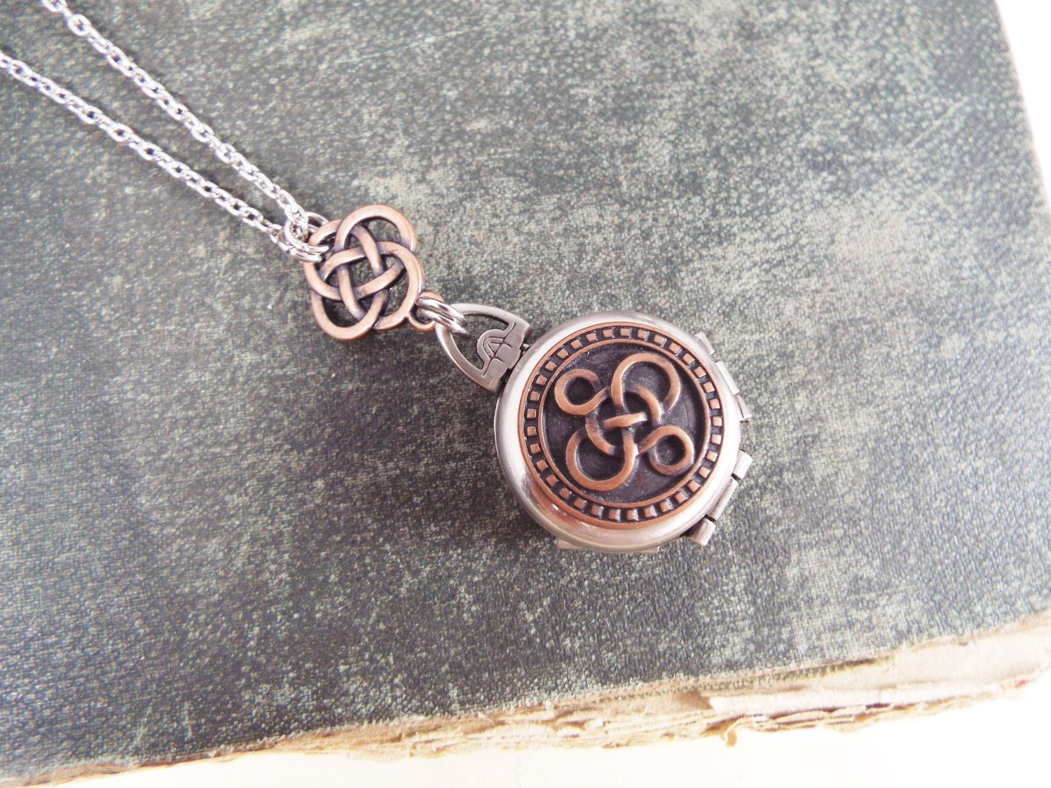 necklace il thistle scottish zoom fullxfull lockets locket listing celtic